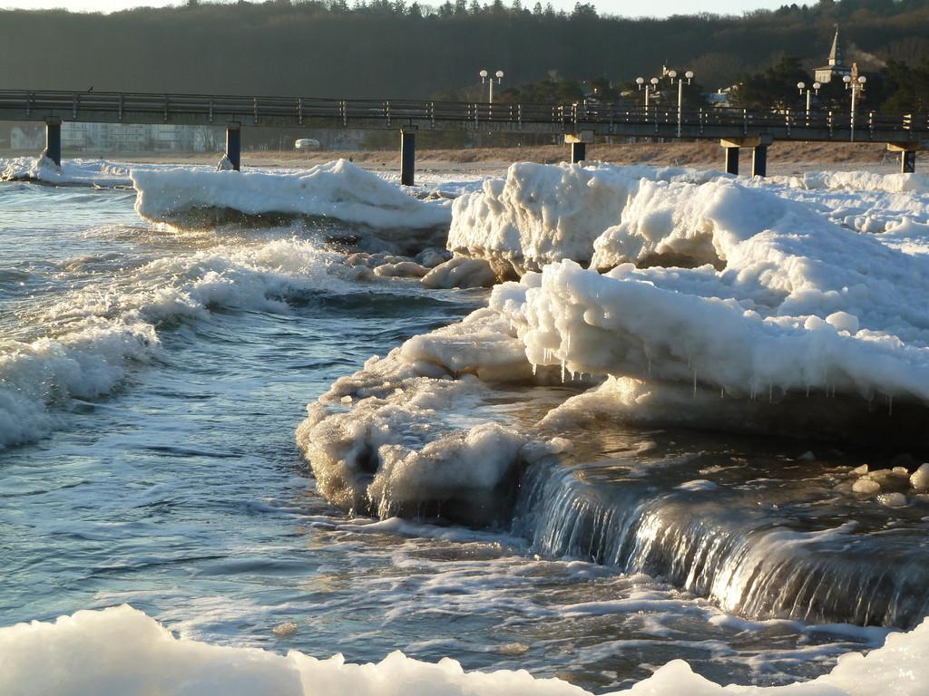 Winter in Binz