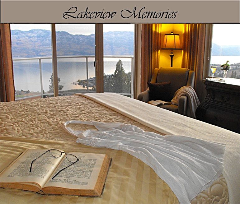 Luxury B&B West Kelowna, Premium Suite