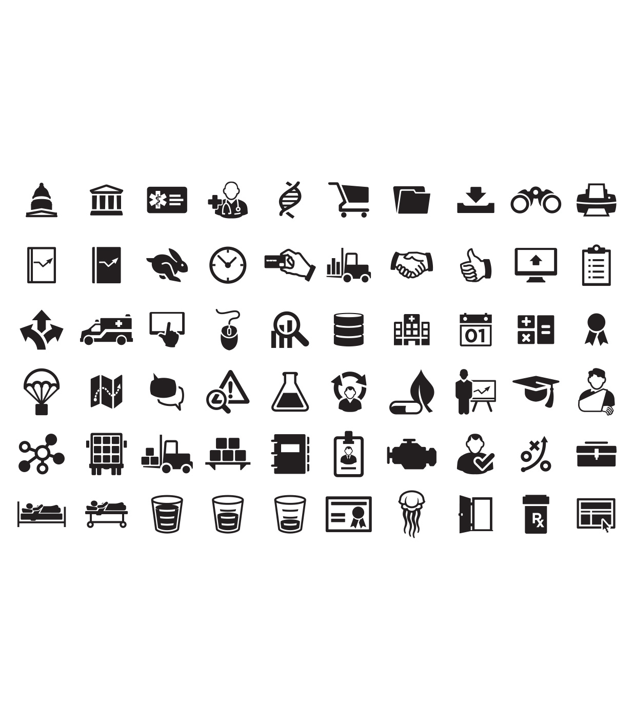 Select detail of icons for Truven Health Analytics