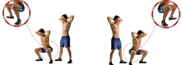 Упражнения от простатита в рисунках