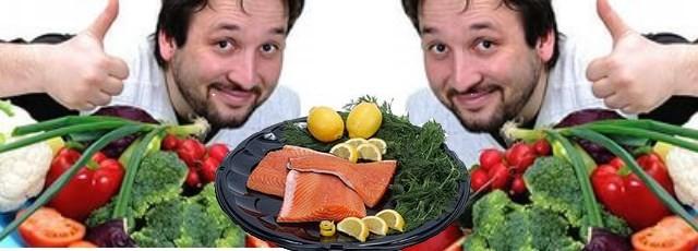 какие продукты полезны для мужчин