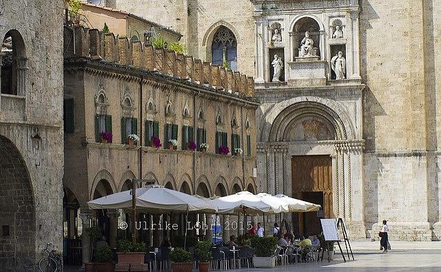 Das schönste Wohnzimmer:hat Ascoli Piceno