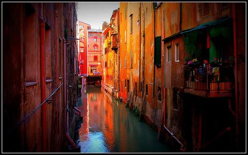Bologna Canale delle Moline