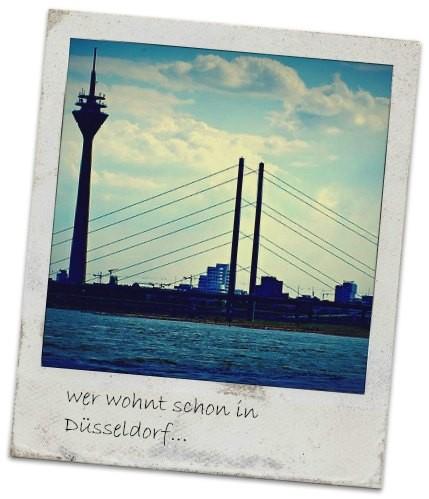 wer wohnt schon in Düsseldorf