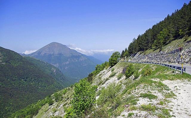 Unterwegs in den sibillinischen Bergen