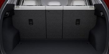 CX-5 荷室 寝れる車