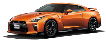 画像:日産GT-R