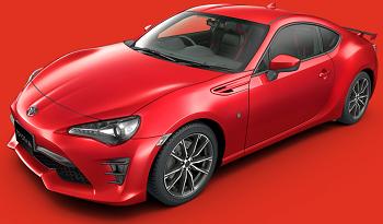 画像 新型トヨタ86 フルモデルチェンジ
