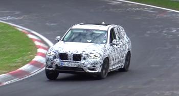 画像BMW X3M