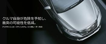 新型ハリアーの搭載する安全装備トヨタセーフティセンスPとは?