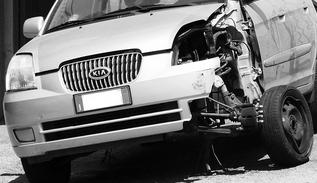 出来る事なら車事故など起こしたくないものだ