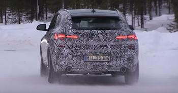 新型BMW X2 画像