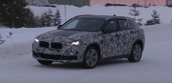 新型BMW X2画像