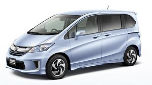 【ホンダの2016年新車はフリードのみ販売台数が心配だ。】