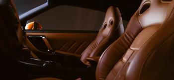 (GT-Rの座席[シート]画像)
