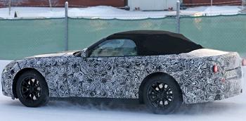 (画像:BMW新型Z4=Z5)