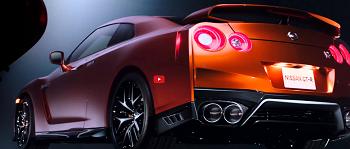 (2017年7月発売日産の新型GT-R画像)