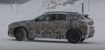 BMW 最新車種画像 X2