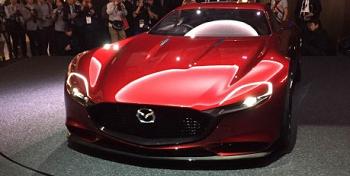 新型RX-7のエクステリアデザインはどうなる?