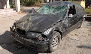 事故を起こした旨を保険会社に伝える書類