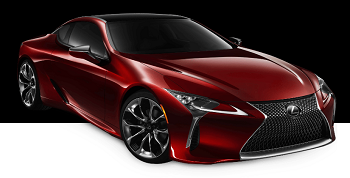 (LC500は2017年発売)