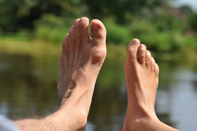 Unsere Füße in der Freiheit - Anja Speer, Stefan Speer