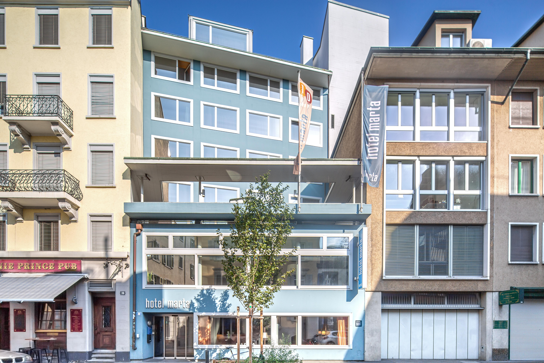 Hotel mit einzigartiger Architektur