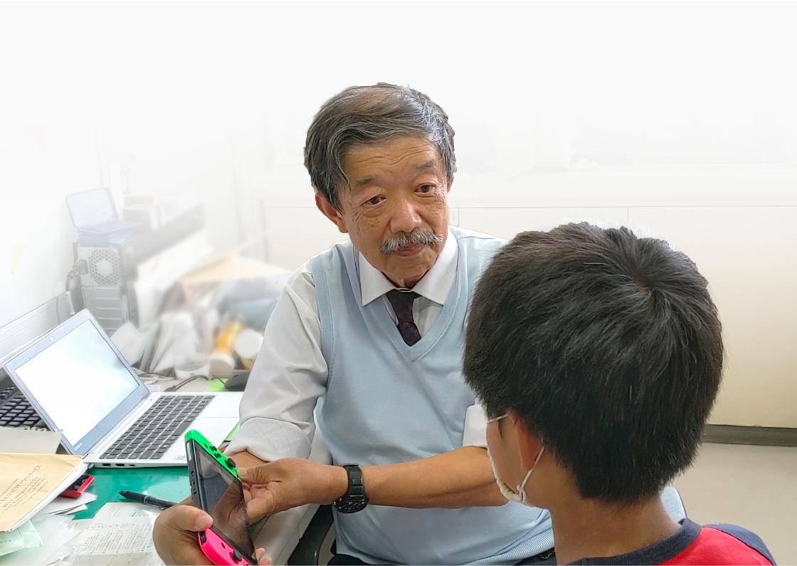 クリニックや特別なレッスンに通うことなく、平岩先生監修のトレーニングをNintendo Switchで行えます。