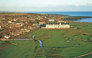 Carnoustie in St Andrews