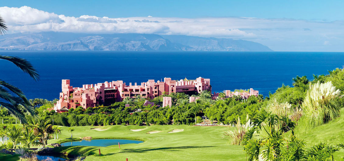 Abama Golf Spa Resort Teneriffa