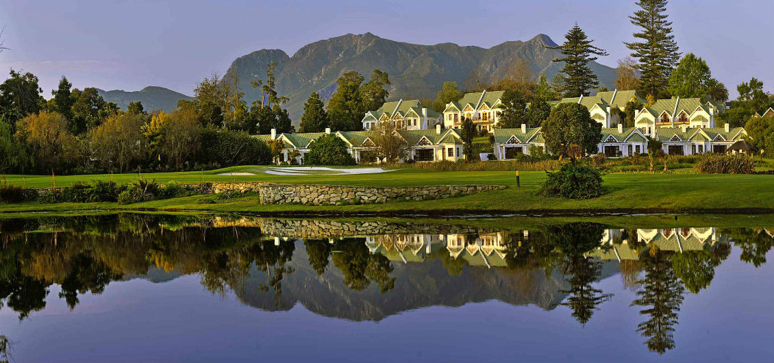 Fancourt Manor House George