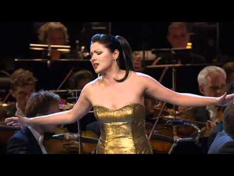 New york metropolitan opera elegant resorts - Anna netrebko casta diva ...