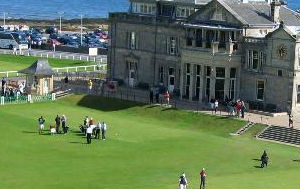 Old Course in St Andrews