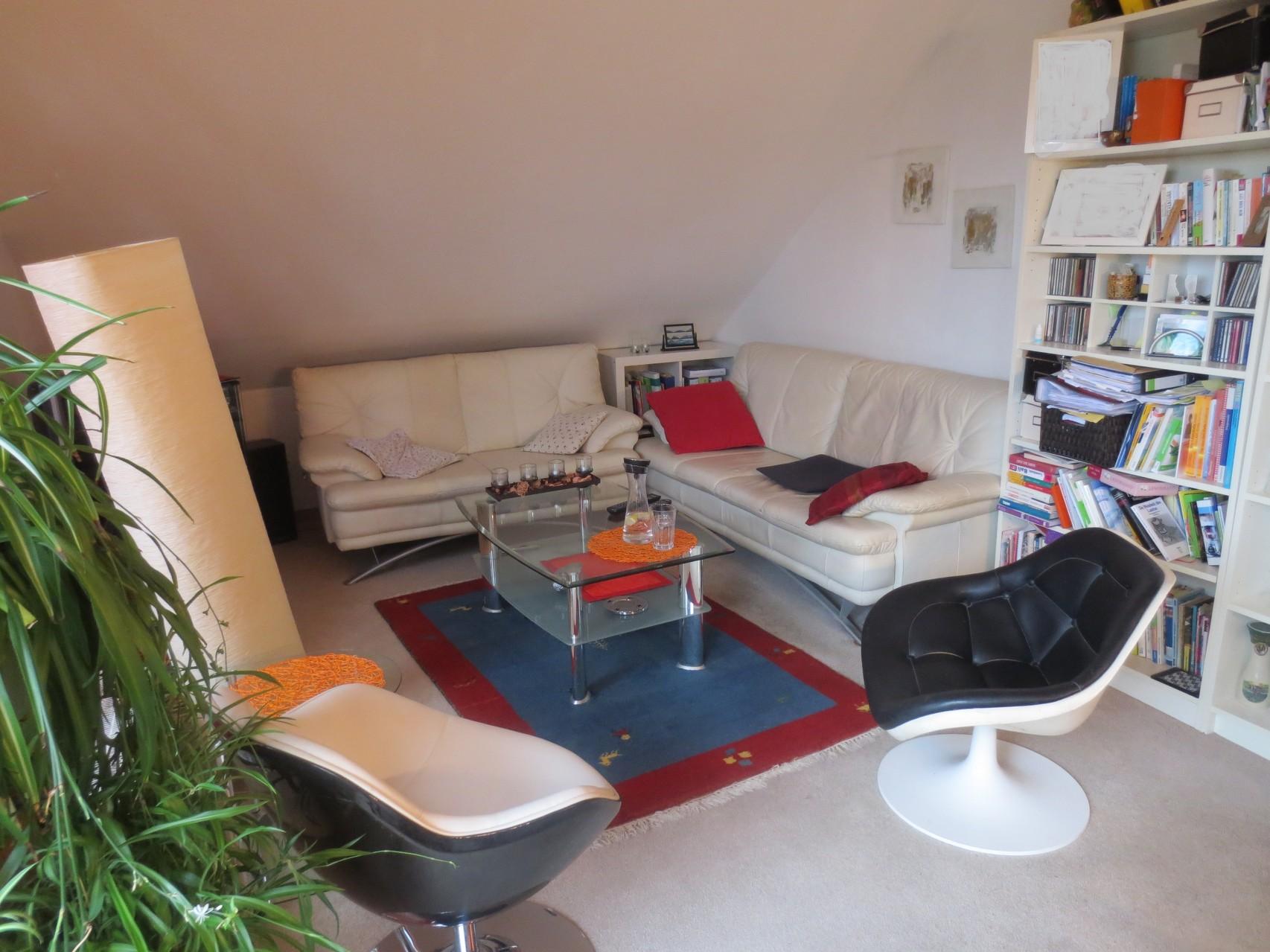 Sitzgruppe in der Wohnung in 33647 Bielefeld