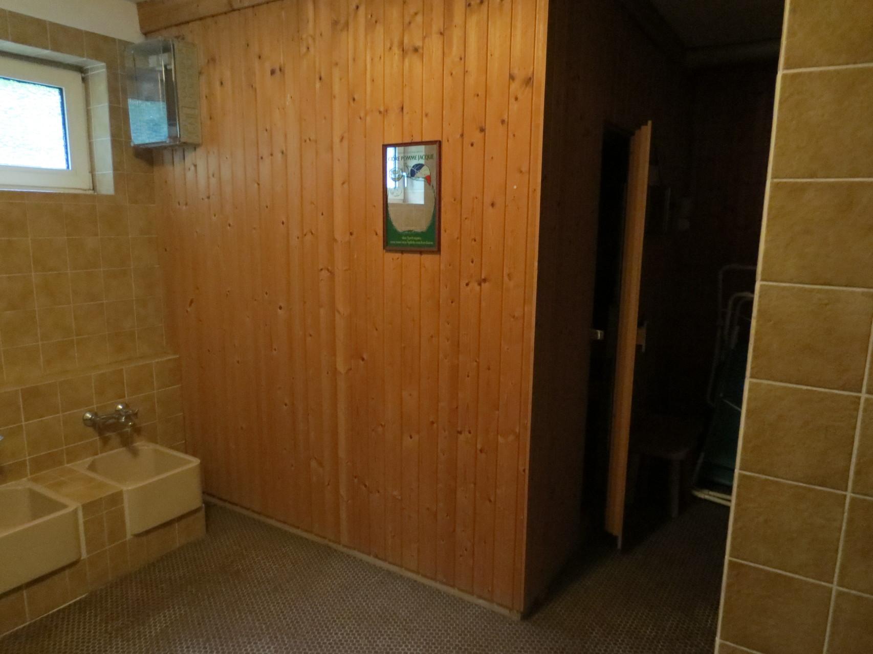 Gemeinschaftseigentum Sauna