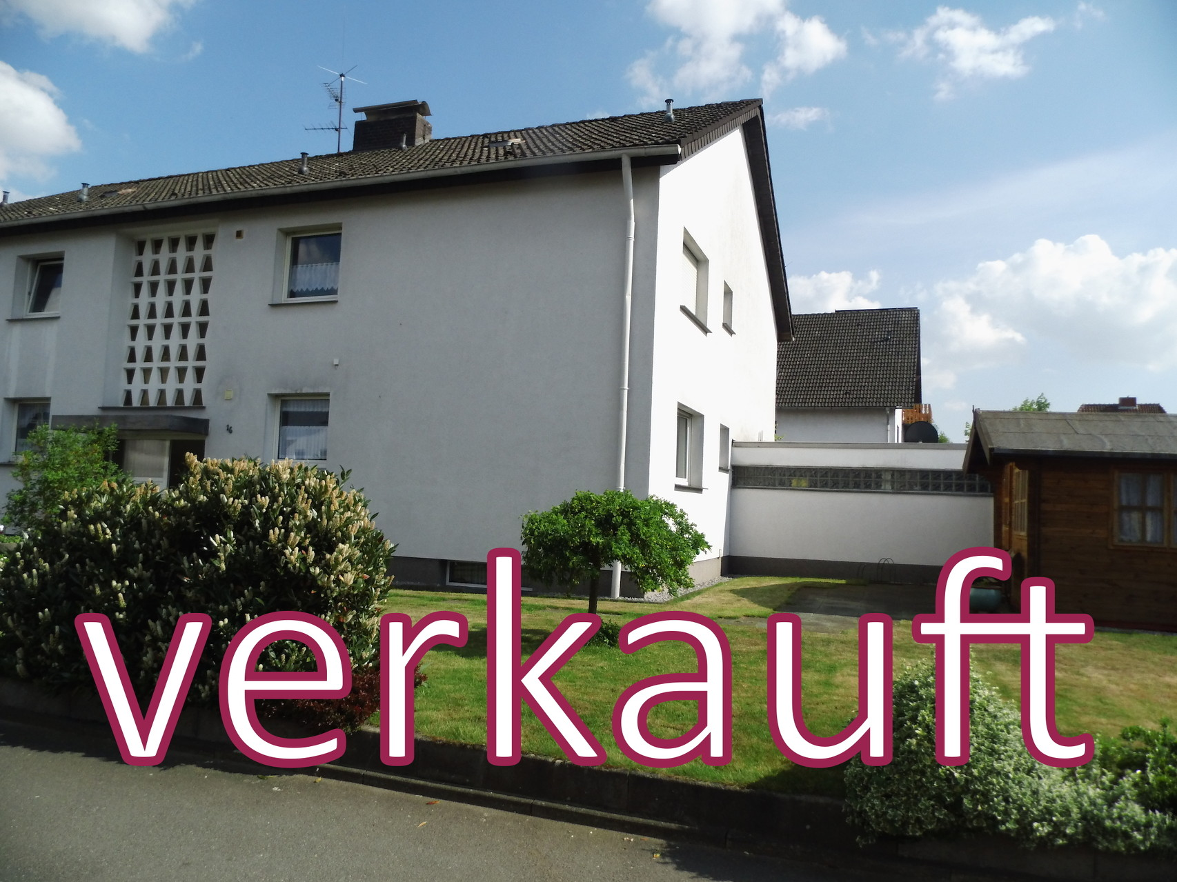 verkaufte Eigentumswohnung in Hövelhof