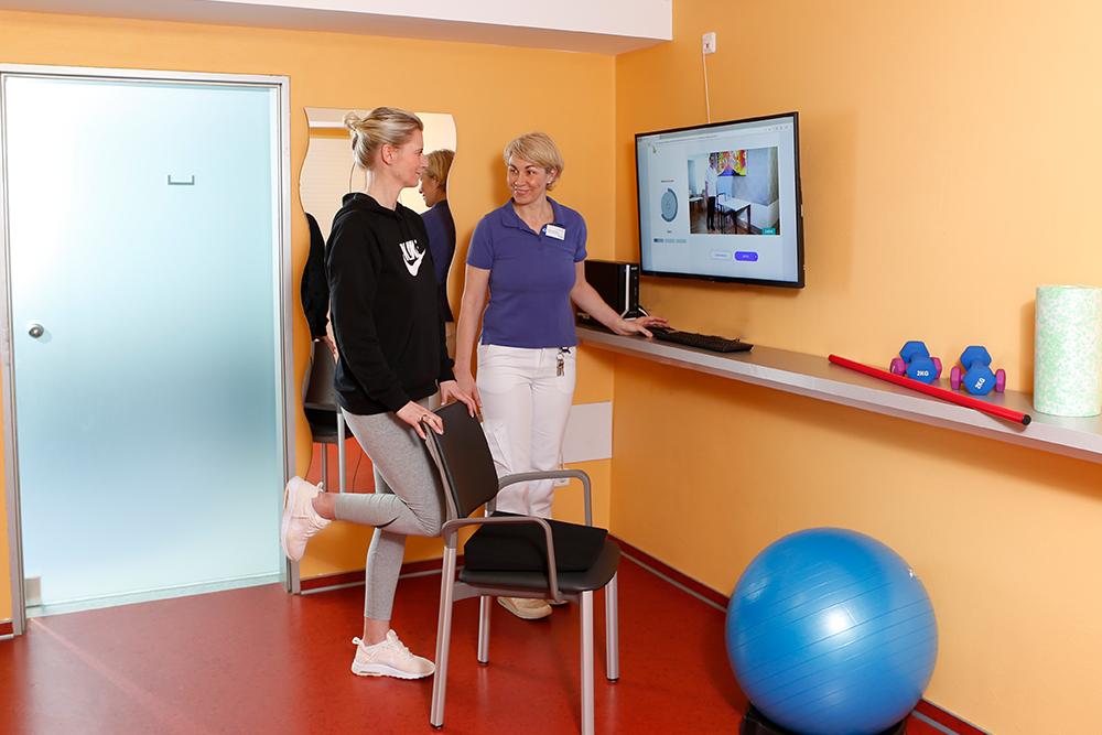 LICHTENAU e.V. bietet digitale Therapie