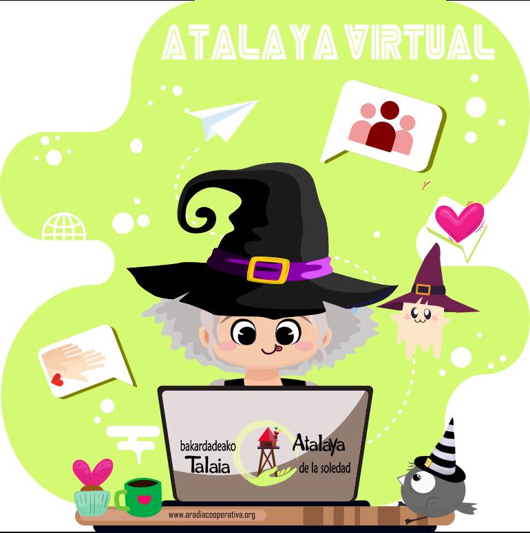 Atalaya de la soledad virtual