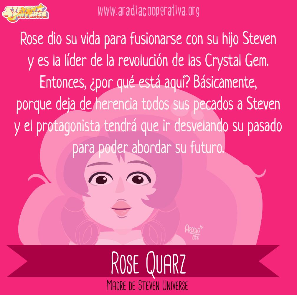 5. Rose Quarz