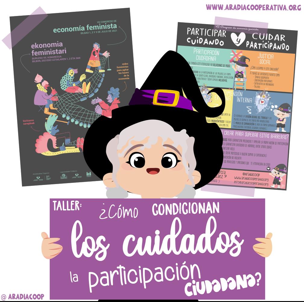 VII Congreso de Economía feminista