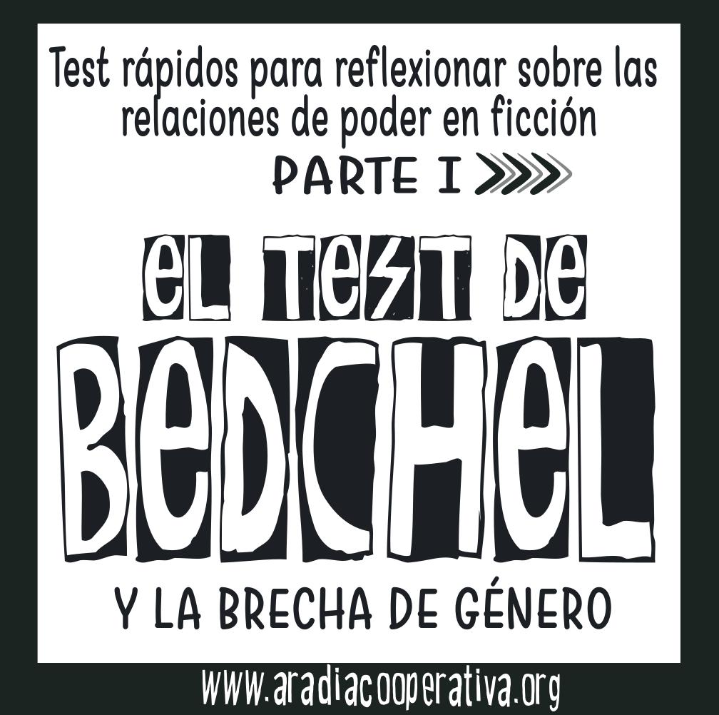 Test de Bedchel y la brecha de género