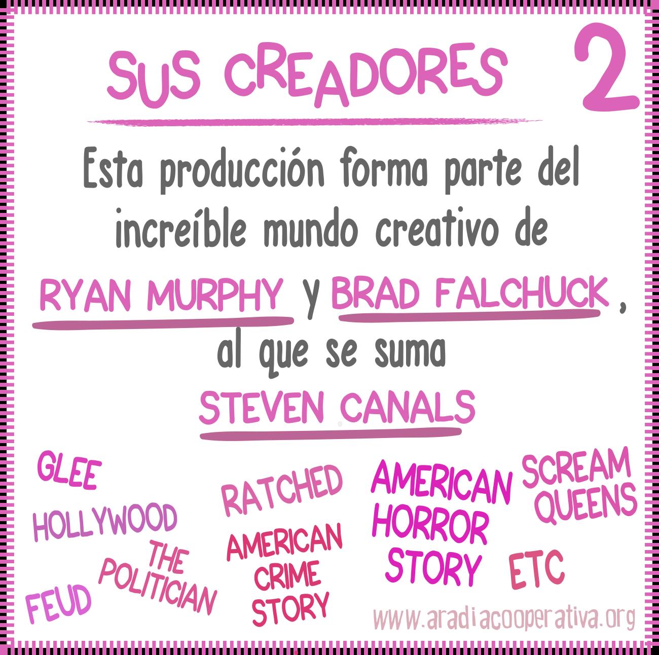 Sus creadores