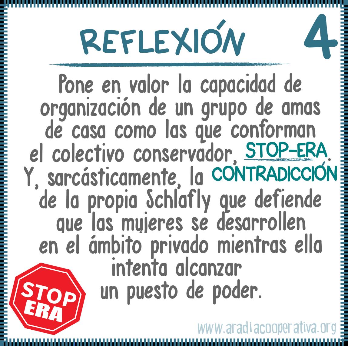 4. Reflexión
