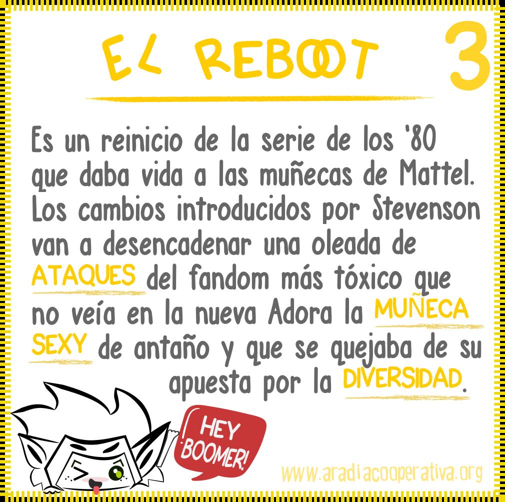 El reboot