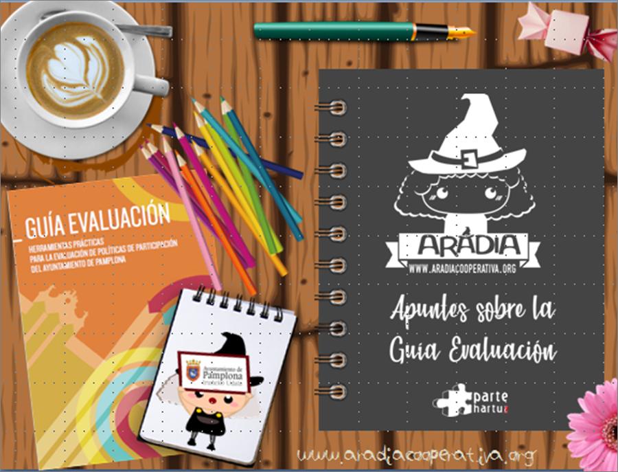 Guía Evaluación. Un árbol de herramientas para medir las experiencias participativas en Pamplona
