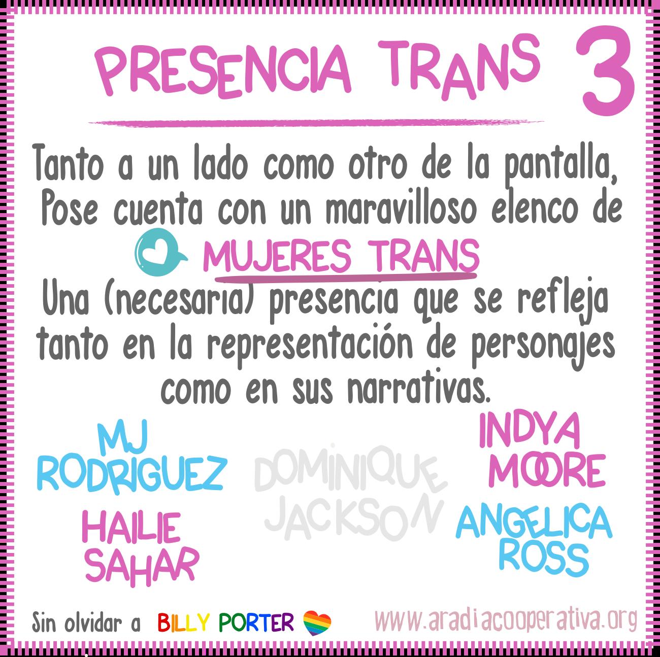 Presencia trans