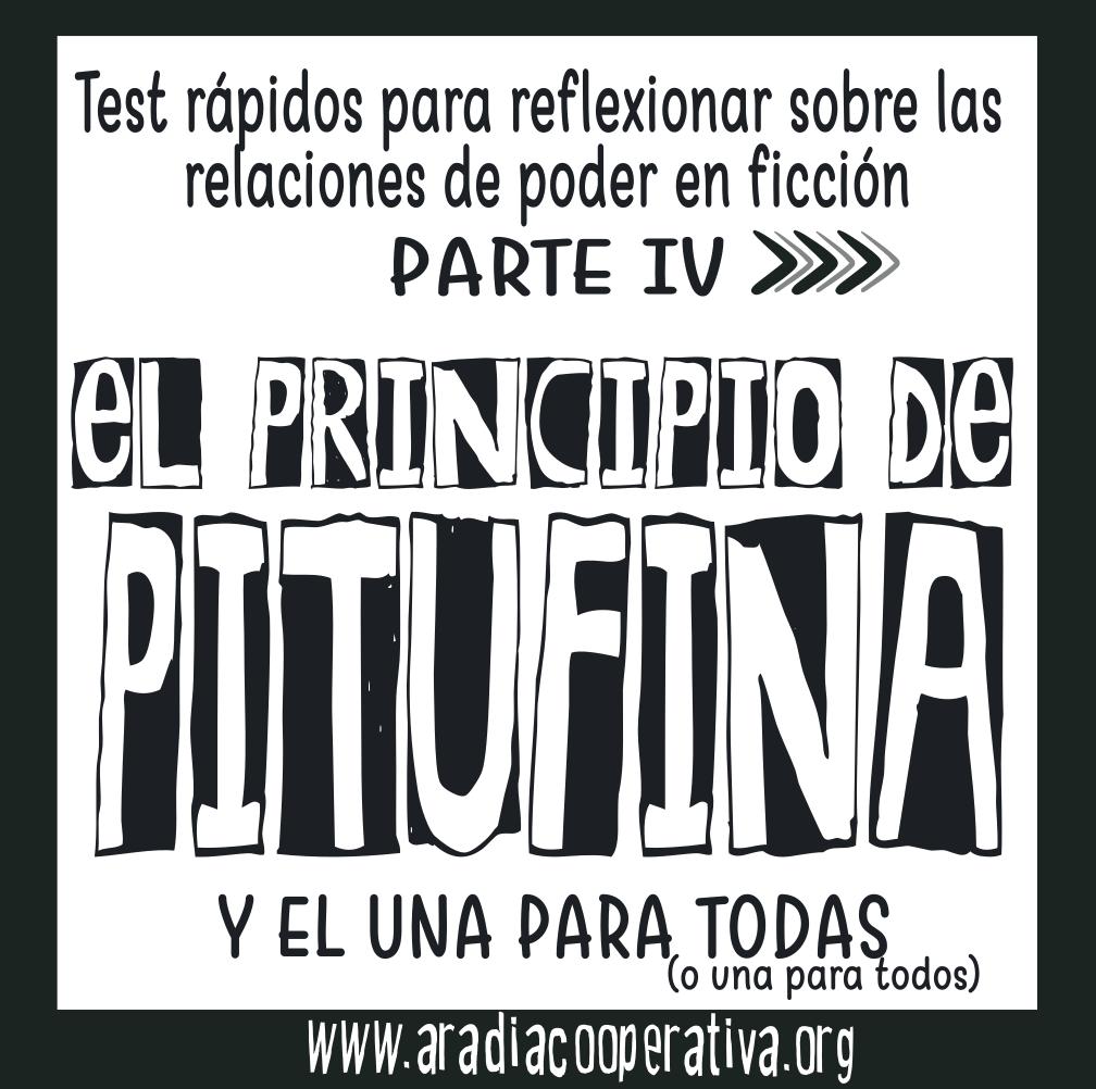 El principio de Pitufina