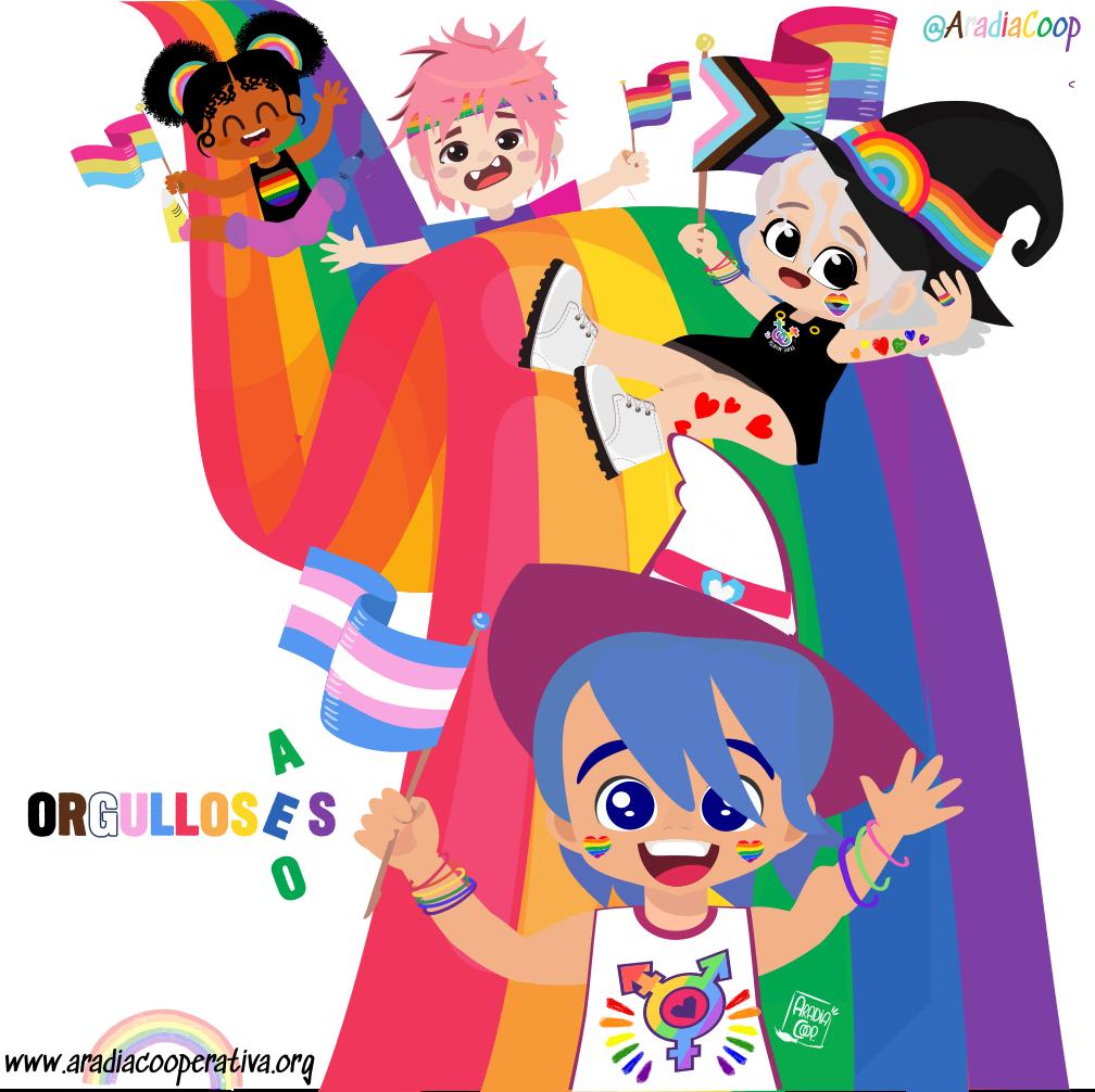 Orgullo LGBTIQ+ 2021