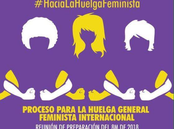 huelga feminista, feminismo, cuidados, sostenibilidad, lucha obrera, paradigma, 8 de marzo
