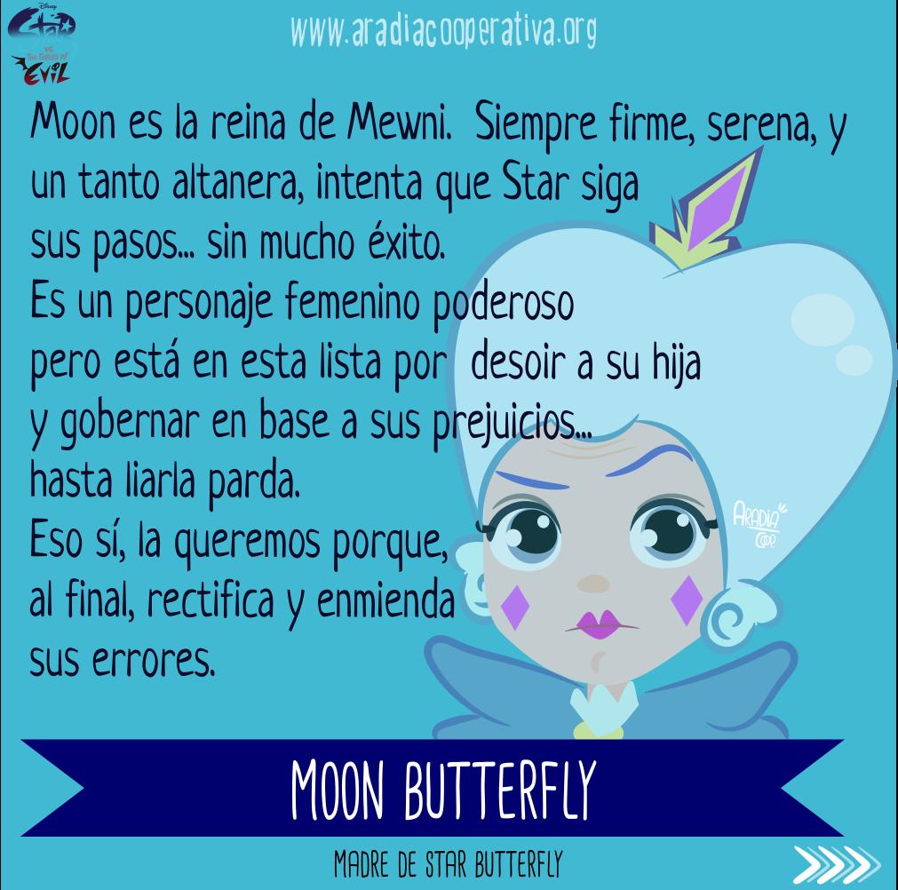 1. Moon Buttefly